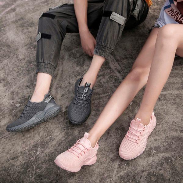 CityFS Thunder OFF Whitt Breathable Sneaker